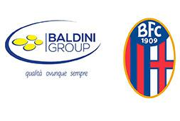Baldini Group partner del Bologna FC 1909